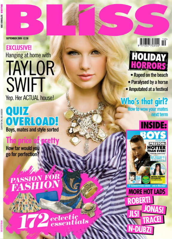 analysis of teen magazines